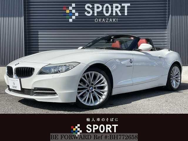 Used 2012 BMW Z4 BH772658 for Sale