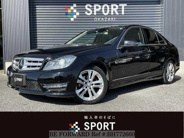 Used 2013 MERCEDES-BENZ C-CLASS BH772660 for Sale