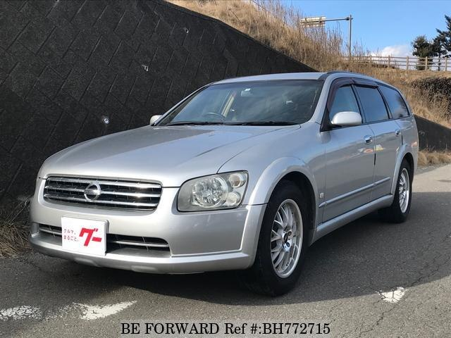 Used 2002 NISSAN STAGEA BH772715 for Sale