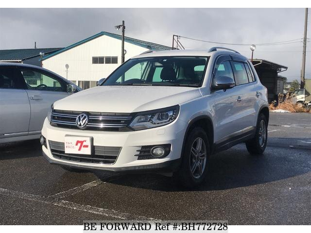 Used 2012 VOLKSWAGEN TIGUAN BH772728 for Sale