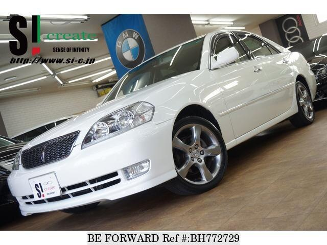 Used 2004 TOYOTA MARK II BH772729 for Sale