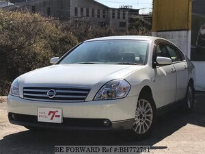 Used 2003 NISSAN TEANA BH772731 for Sale