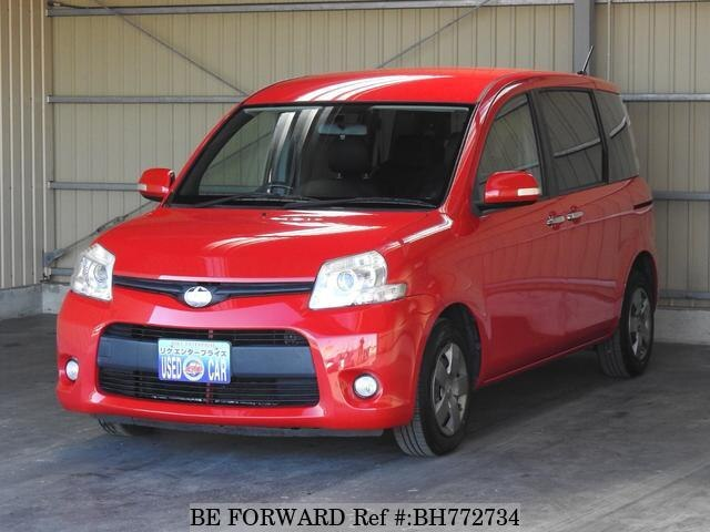 Used 2013 TOYOTA SIENTA BH772734 for Sale