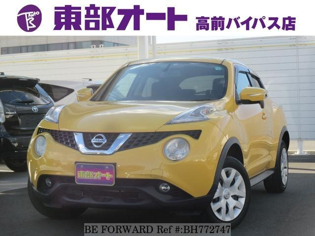Used 2014 NISSAN JUKE BH772747 for Sale