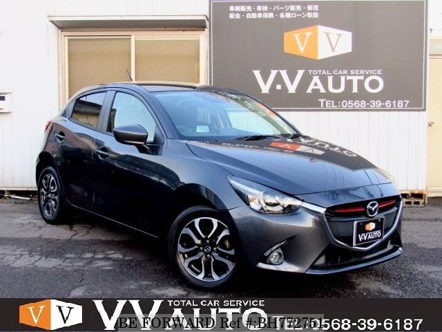 Used 2014 MAZDA DEMIO BH772751 for Sale