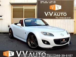 Used 2010 MAZDA ROADSTER BH772760 for Sale