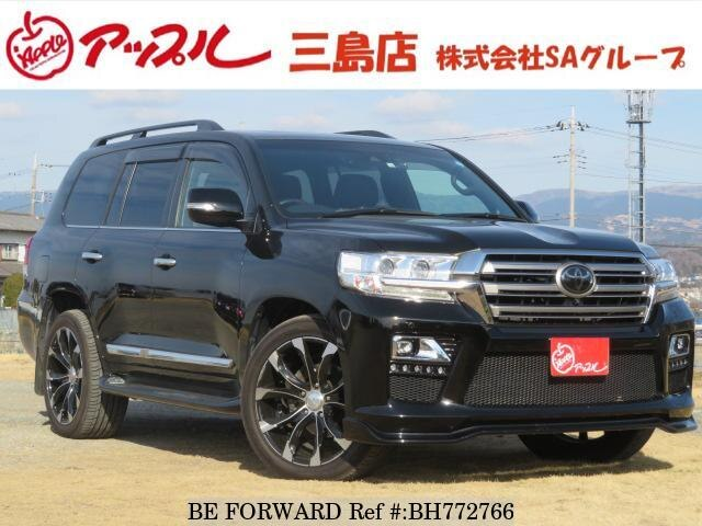 Used 2018 TOYOTA LAND CRUISER BH772766 for Sale