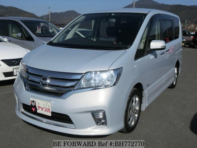 Used 2012 NISSAN SERENA BH772770 for Sale