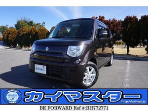 Used 2012 SUZUKI MR WAGON BH772771 for Sale