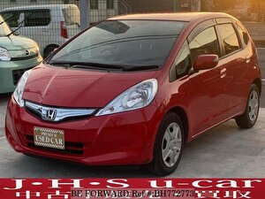 Used 2012 HONDA FIT HYBRID BH772773 for Sale