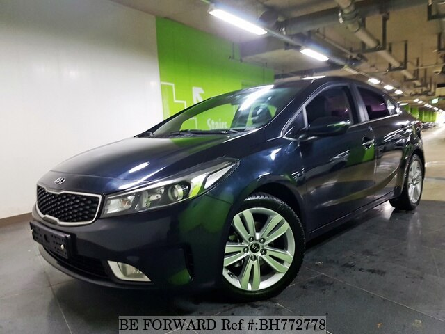 Used 2017 KIA K3 BH772778 for Sale