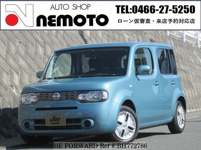 Used 2010 NISSAN CUBE BH772786 for Sale