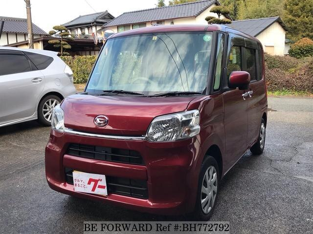 Used 2017 DAIHATSU TANTO BH772792 for Sale