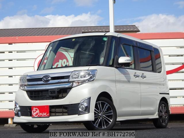 Used 2014 DAIHATSU TANTO BH772795 for Sale