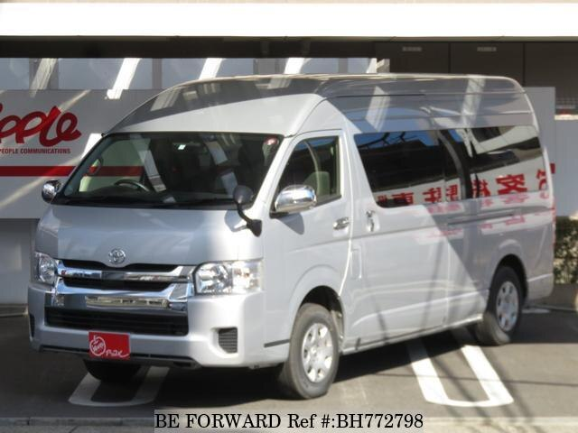 Used 2018 TOYOTA HIACE WAGON BH772798 for Sale
