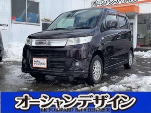 Used 2009 SUZUKI WAGON R BH772835 for Sale