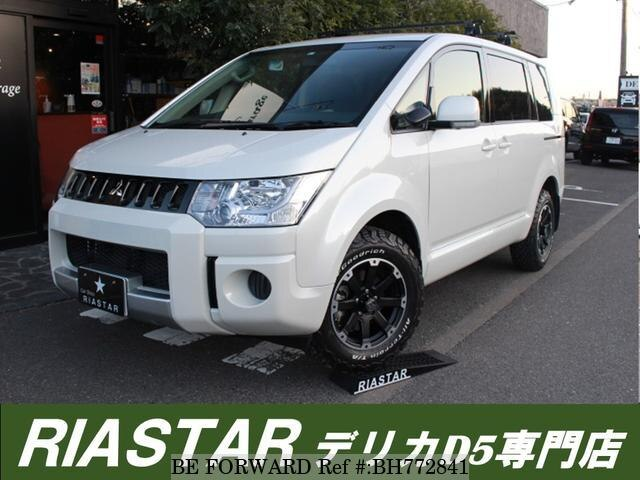 Used 2019 MITSUBISHI DELICA D5 BH772841 for Sale