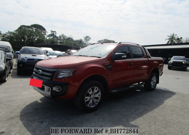 Used 2014 FORD RANGER BH772844 for Sale