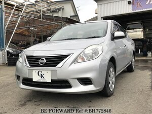 Used 2013 NISSAN LATIO BH772846 for Sale