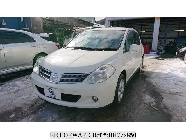Used 2010 NISSAN TIIDA BH772850 for Sale
