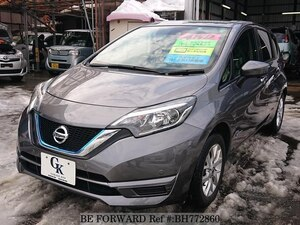 Used 2018 NISSAN NOTE BH772860 for Sale