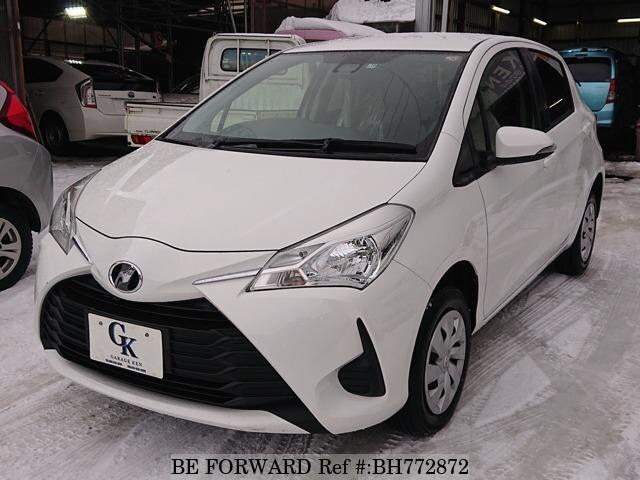 Used 2017 TOYOTA VITZ BH772872 for Sale