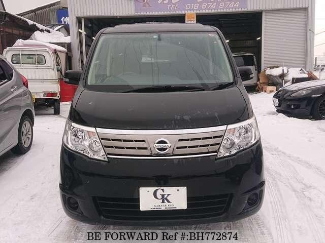 Used 2008 NISSAN SERENA BH772874 for Sale