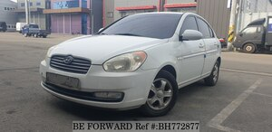 Used 2007 HYUNDAI VERNA BH772877 for Sale