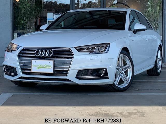 Used 2016 AUDI A4 BH772881 for Sale