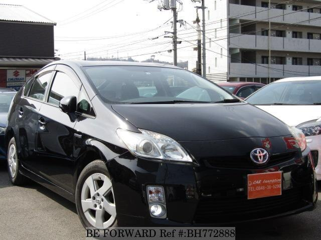 Used 2010 TOYOTA PRIUS BH772888 for Sale