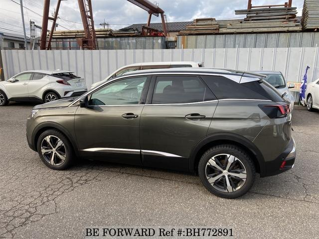 Used 2018 PEUGEOT 3008 BH772891 for Sale