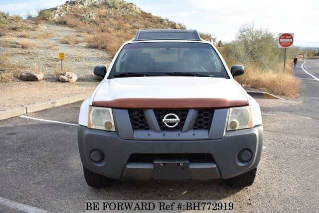 Used 2008 NISSAN XTERRA BH772919 for Sale