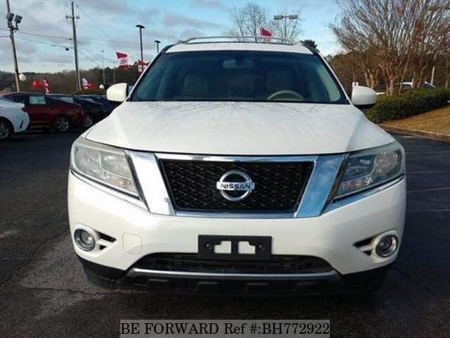 Used 2013 NISSAN PATHFINDER BH772922 for Sale