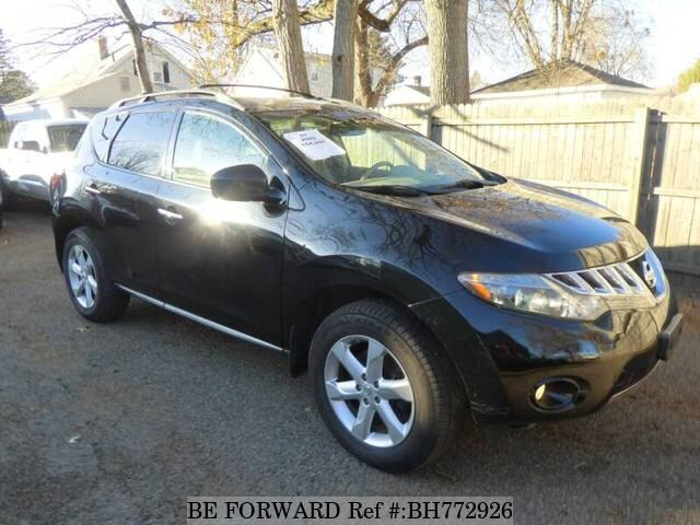 Used 2009 NISSAN MURANO BH772926 for Sale