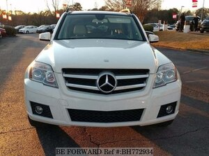 Used 2011 MERCEDES-BENZ GLK-CLASS BH772934 for Sale