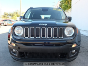 Used 2016 JEEP RENEGADE BH772956 for Sale