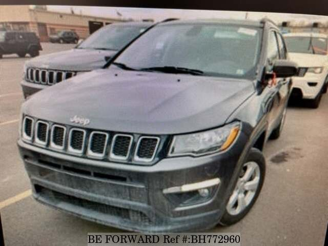 Used 2018 JEEP COMPASS BH772960 for Sale