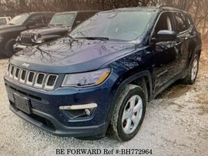 Used 2018 JEEP COMPASS BH772964 for Sale
