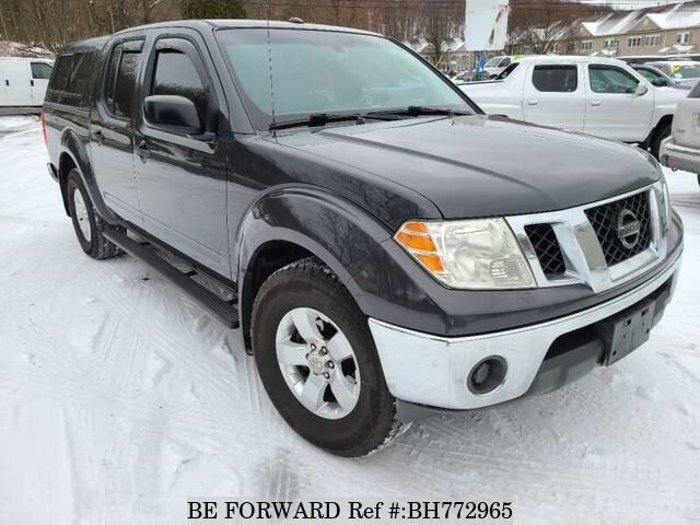 Used 2011 NISSAN FRONTIER BH772965 for Sale