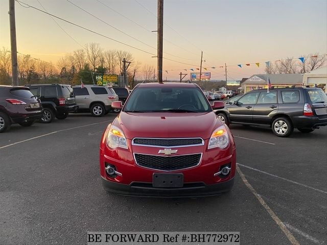 Used 2013 CHEVROLET EQUINOX BH772972 for Sale