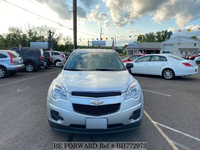 Used 2013 CHEVROLET EQUINOX BH772973 for Sale