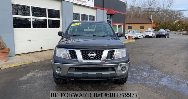 Used 2011 NISSAN FRONTIER BH772977 for Sale