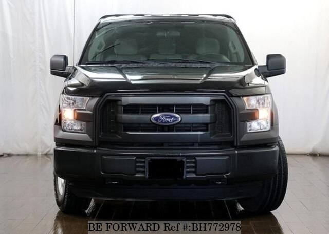 Used 2016 FORD F150 BH772978 for Sale