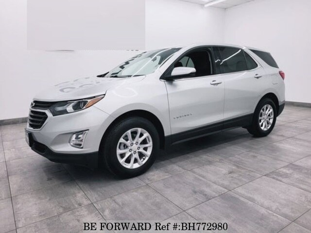 Used 2018 CHEVROLET EQUINOX BH772980 for Sale