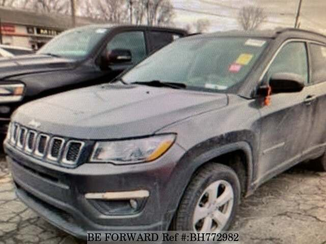 Used 2018 JEEP COMPASS BH772982 for Sale