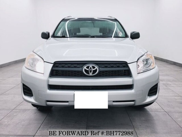 Used 2012 TOYOTA RAV4 BH772988 for Sale