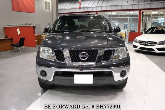Used 2011 NISSAN FRONTIER BH772991 for Sale
