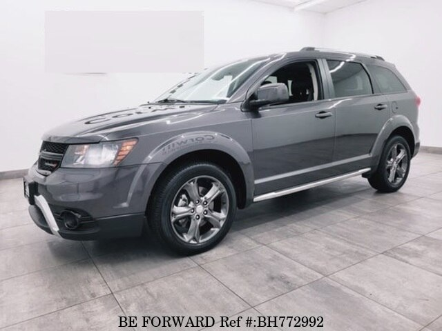 Used 2015 DODGE JOURNEY BH772992 for Sale