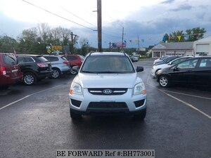 Used 2011 KIA SPORTAGE BH773001 for Sale