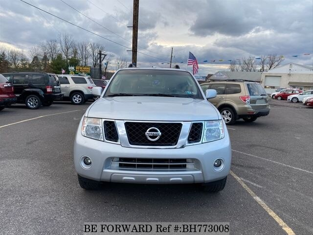 Used 2012 NISSAN PATHFINDER BH773008 for Sale